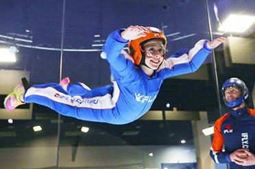 iFLY Gold Coast indoor skydive