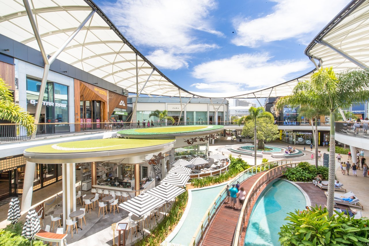 Pacific Fair Gold Coast Shopping Centre